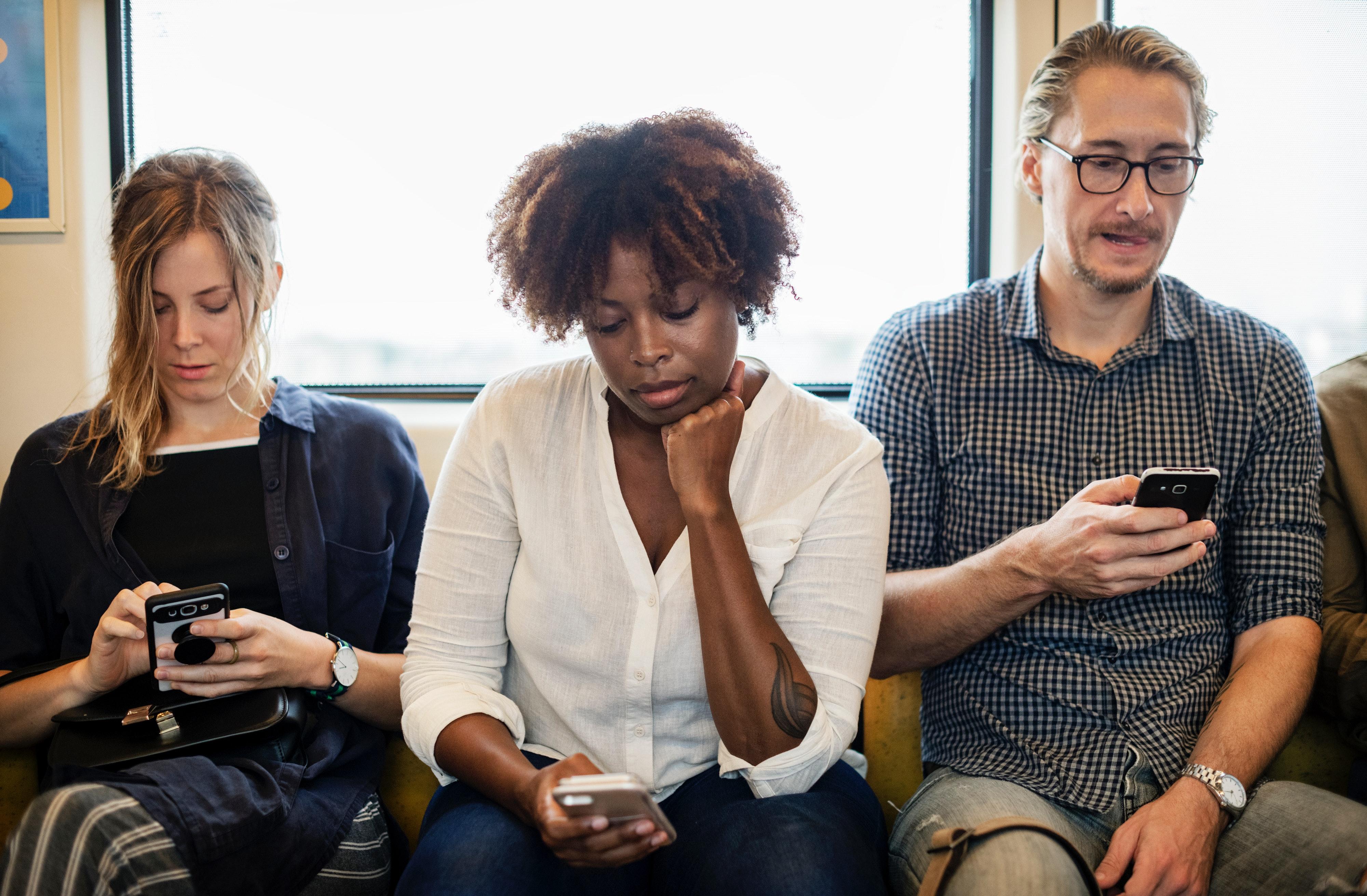 Mobile visitors…  stay longer?